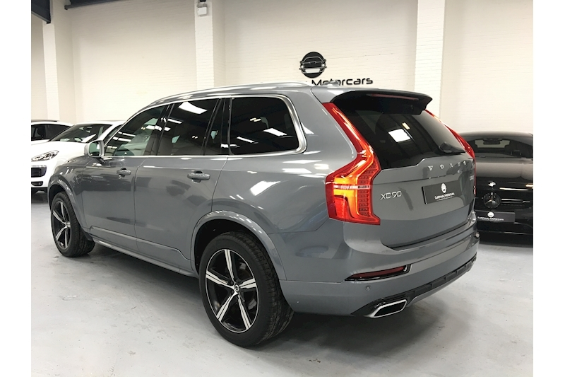 Volvo Xc90 D5 R-DESIGN AWD GEAR TRONIC 2.0 Automatic Diesel - Large 11