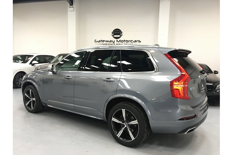 Volvo Xc90 D5 R-DESIGN AWD GEAR TRONIC 2.0 Automatic Diesel - Large 12