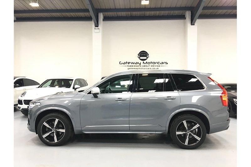 Volvo Xc90 D5 R-DESIGN AWD GEAR TRONIC 2.0 Automatic Diesel - Large 13