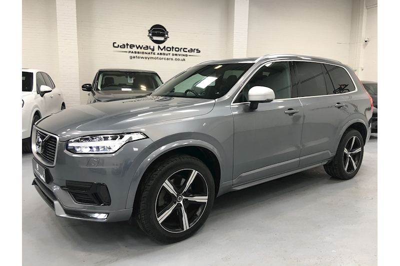 Volvo Xc90 D5 R-DESIGN AWD GEAR TRONIC 2.0 Automatic Diesel - Large 14