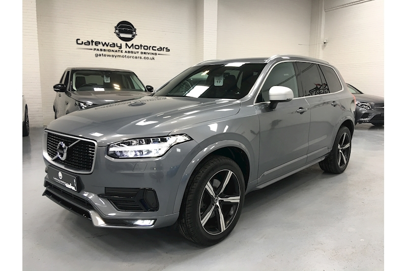 Volvo Xc90 D5 R-DESIGN AWD GEAR TRONIC 2.0 Automatic Diesel - Large 15