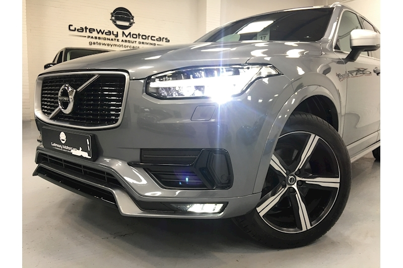 Volvo Xc90 D5 R-DESIGN AWD GEAR TRONIC 2.0 Automatic Diesel - Large 19