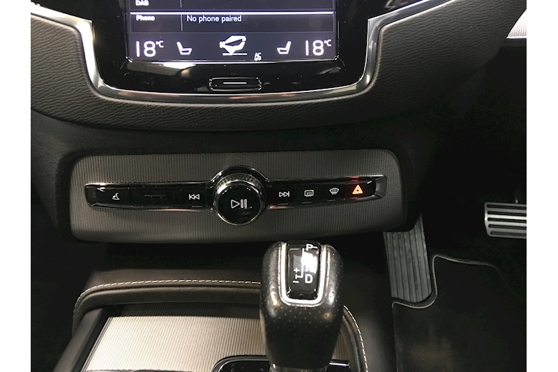 Volvo Xc90 D5 R-DESIGN AWD GEAR TRONIC 2.0 Automatic Diesel - Large 32