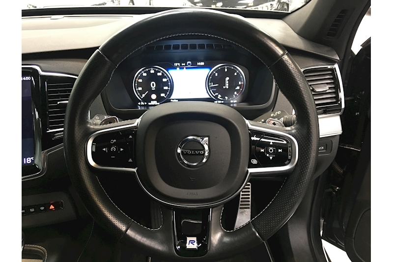 Volvo Xc90 D5 R-DESIGN AWD GEAR TRONIC 2.0 Automatic Diesel - Large 34