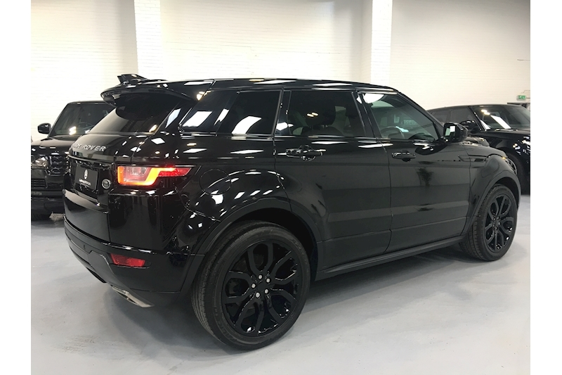 Land Rover Range Rover Evoque Td4 Hse Dynamic Estate 2.0 Automatic Diesel - Large 7