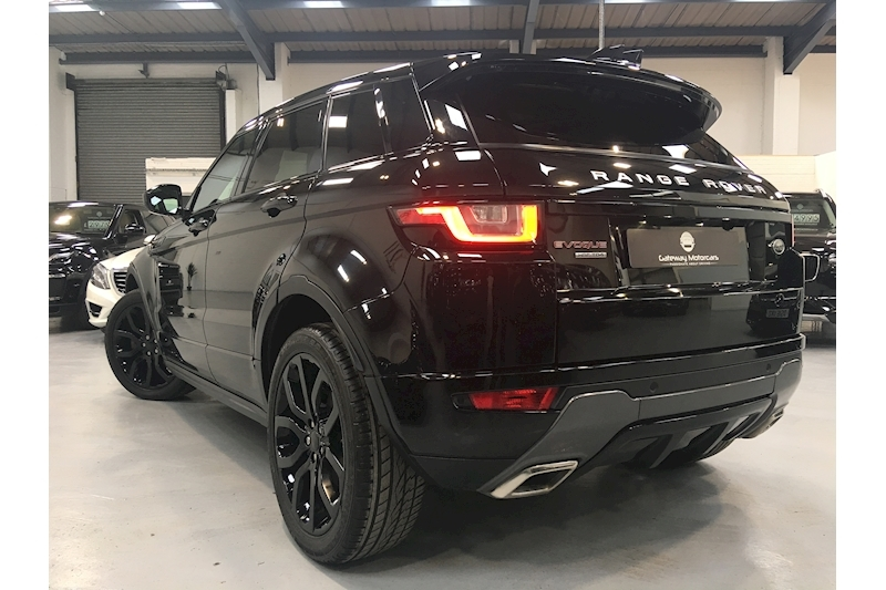 Land Rover Range Rover Evoque Td4 Hse Dynamic Estate 2.0 Automatic Diesel - Large 10