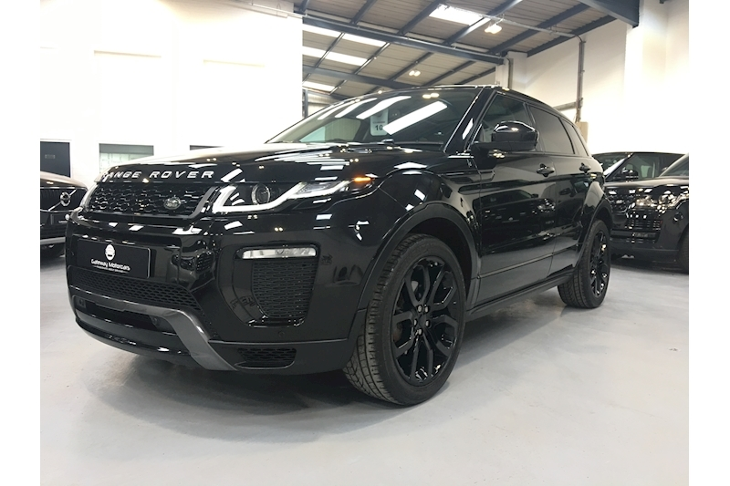 Land Rover Range Rover Evoque Td4 Hse Dynamic Estate 2.0 Automatic Diesel - Large 15