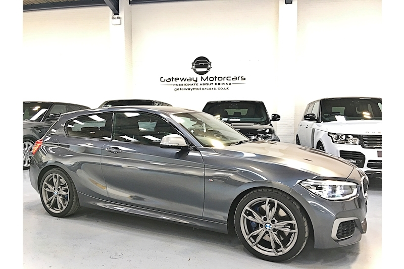 Bmw 1 Series M140i Hatchback 3.0 Automatic Petrol - Large 0