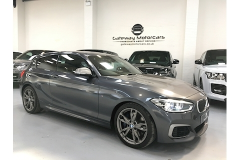 1 Series M140i Hatchback 3.0 Automatic Petrol
