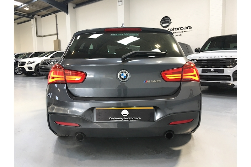 Bmw 1 Series M140i Hatchback 3.0 Automatic Petrol - Large 7
