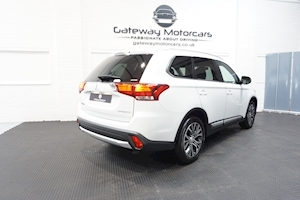 Outlander Di-D 4 Estate 2.3 Automatic Diesel