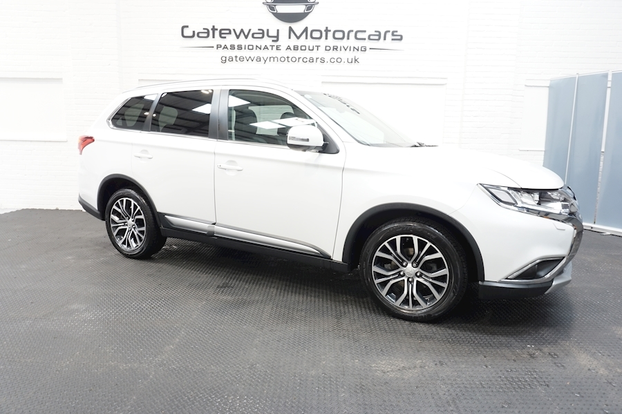 Mitsubishi Outlander Di-D 4 Estate 2.3 Automatic Diesel - Large 6