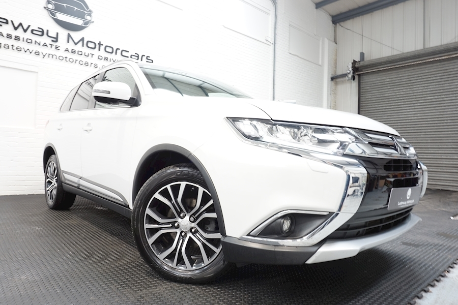 Mitsubishi Outlander Di-D 4 Estate 2.3 Automatic Diesel - Large 10