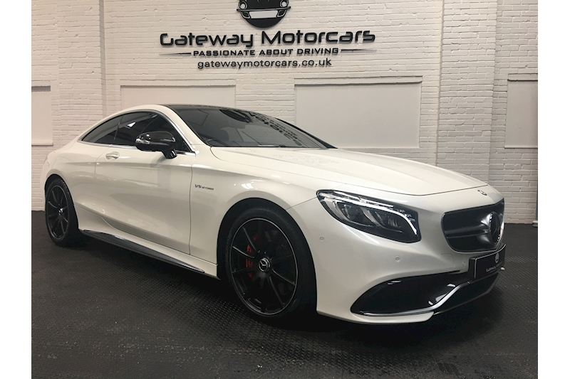Mercedes-Benz S Class Amg S 63 Coupe 5.5 Automatic Petrol - Large 0