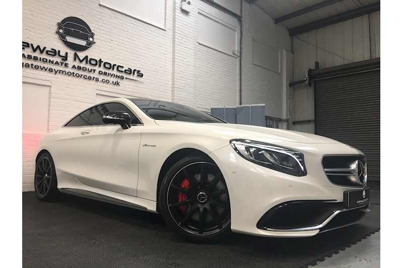 Mercedes-Benz S Class Amg S 63 Coupe 5.5 Automatic Petrol - Large 2