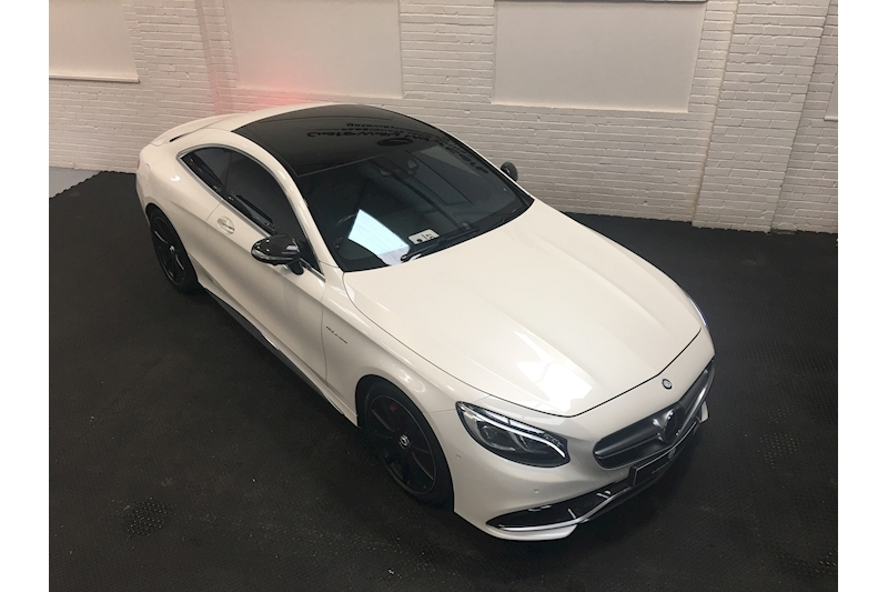 Mercedes-Benz S Class Amg S 63 Coupe 5.5 Automatic Petrol - Large 3