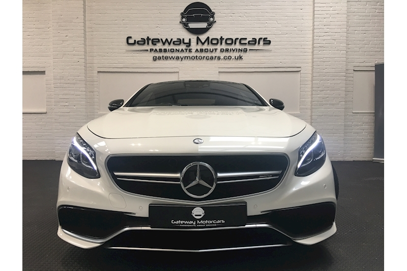 Mercedes-Benz S Class Amg S 63 Coupe 5.5 Automatic Petrol - Large 4