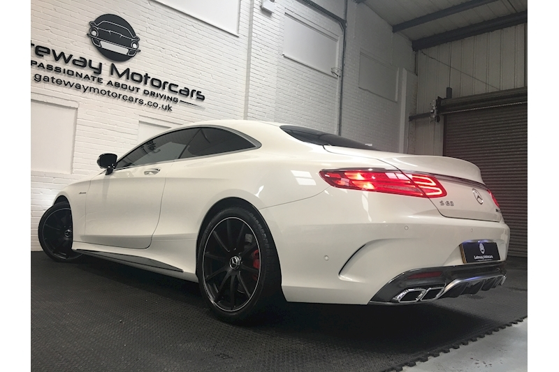 Mercedes-Benz S Class Amg S 63 Coupe 5.5 Automatic Petrol - Large 6