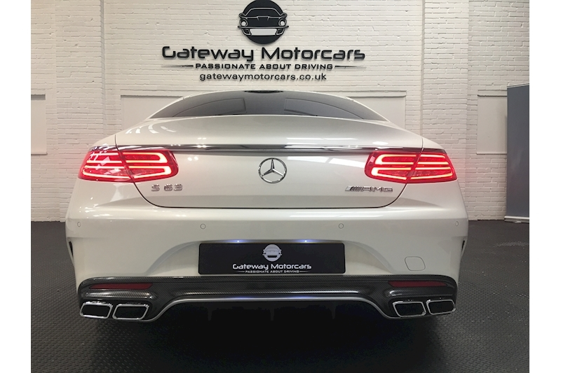 Mercedes-Benz S Class Amg S 63 Coupe 5.5 Automatic Petrol - Large 9