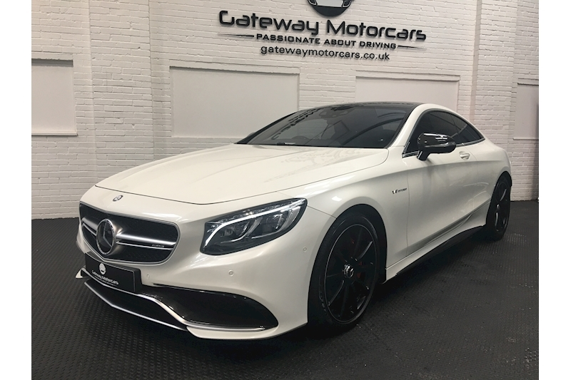 Mercedes-Benz S Class Amg S 63 Coupe 5.5 Automatic Petrol - Large 12