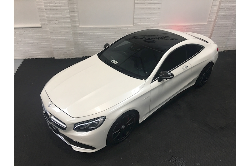Mercedes-Benz S Class Amg S 63 Coupe 5.5 Automatic Petrol - Large 13