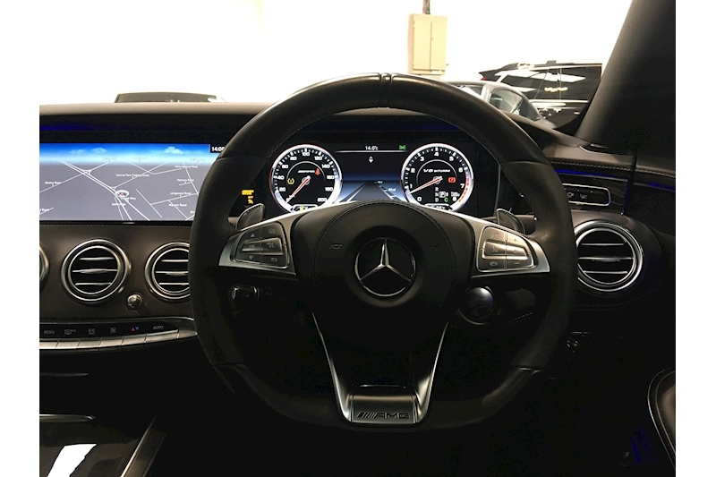 Mercedes-Benz S Class Amg S 63 Coupe 5.5 Automatic Petrol - Large 29