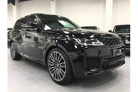 Range Rover Sport Sdv6 Autobiography Dynamic Estate 3.0 Automatic Diesel