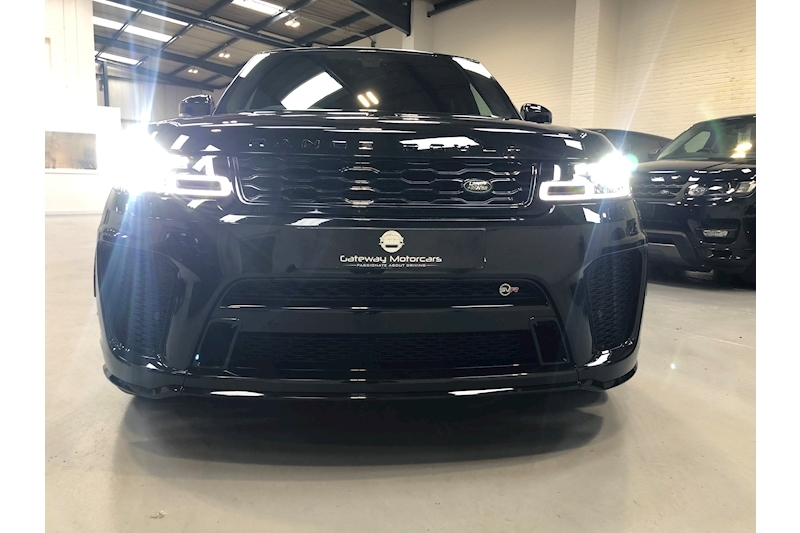 Land Rover Range Rover Sport Svr Estate 5.0 Automatic Petrol - Large 1