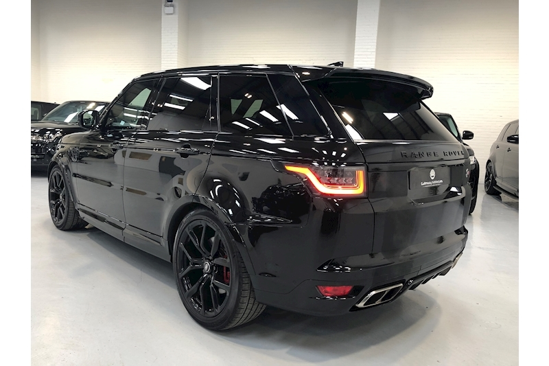 Land Rover Range Rover Sport Svr Estate 5.0 Automatic Petrol - Large 9