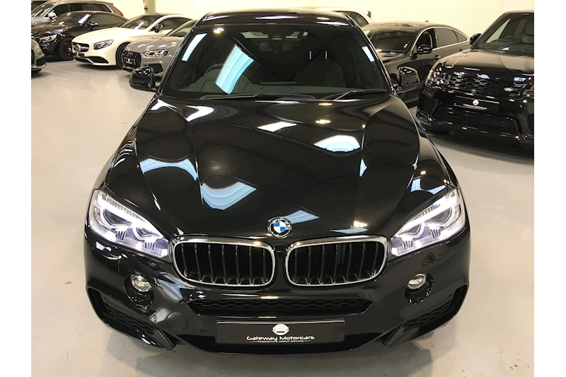 Bmw X6 Xdrive30d M Sport Coupe 3.0 Automatic Diesel - Large 3