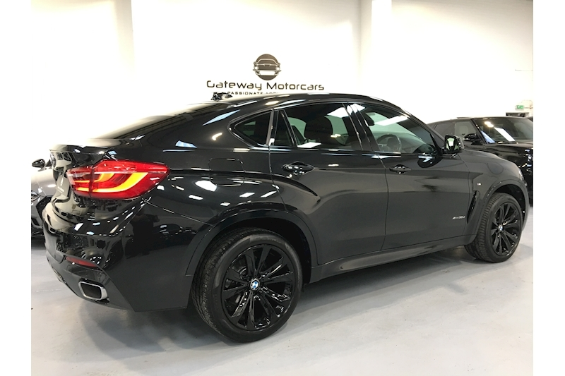 Bmw X6 Xdrive30d M Sport Coupe 3.0 Automatic Diesel - Large 7