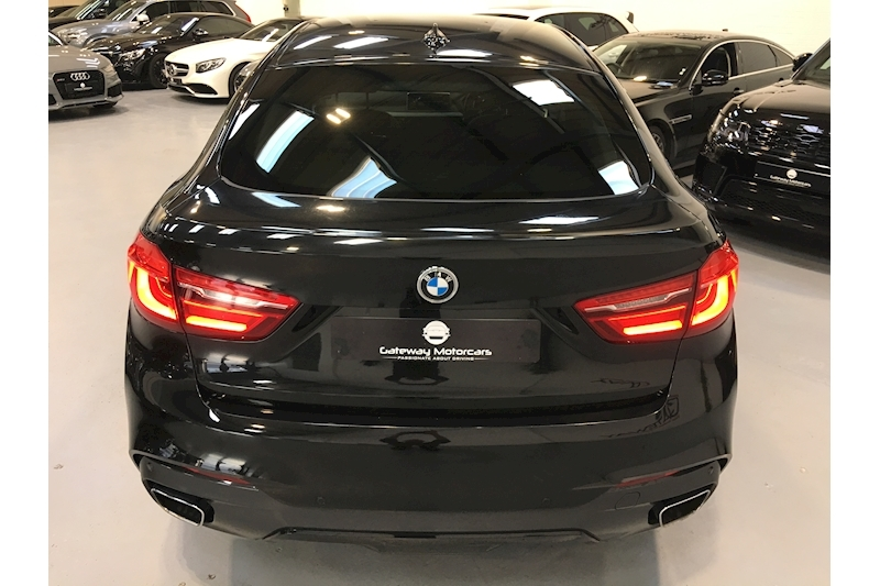 Bmw X6 Xdrive30d M Sport Coupe 3.0 Automatic Diesel - Large 9