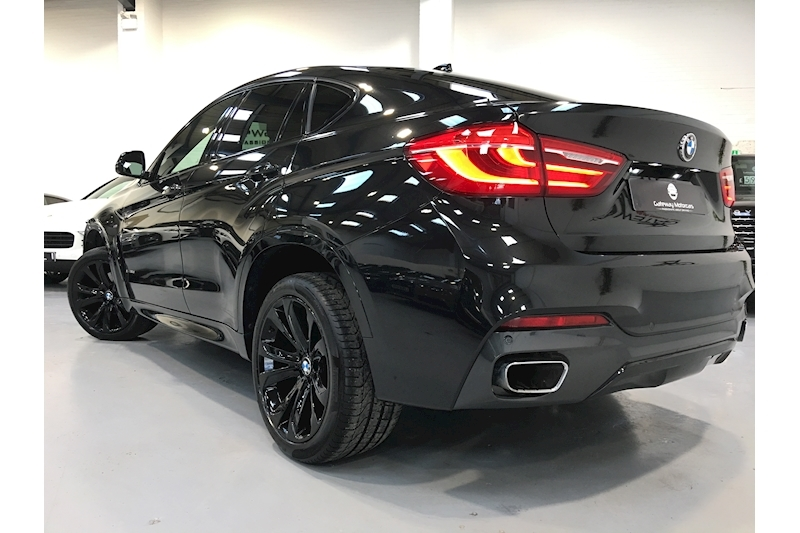 Bmw X6 Xdrive30d M Sport Coupe 3.0 Automatic Diesel - Large 10