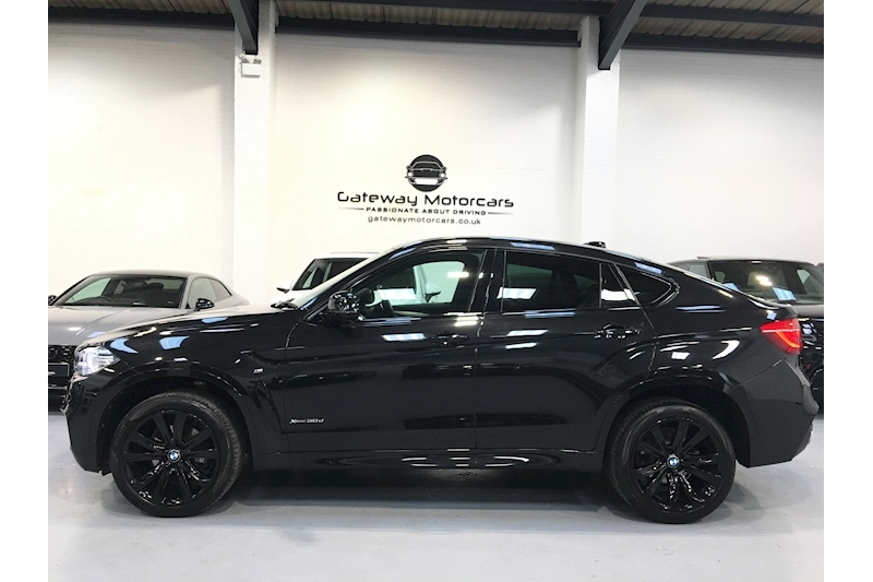 Bmw X6 Xdrive30d M Sport Coupe 3.0 Automatic Diesel - Large 13
