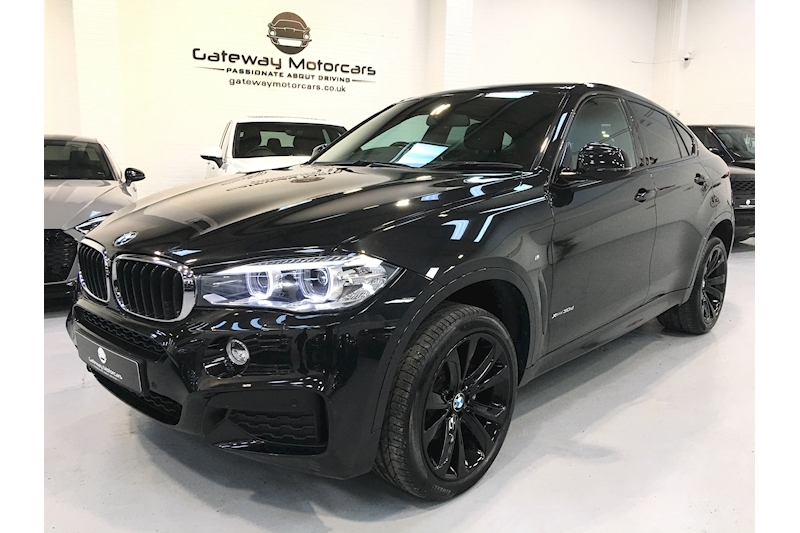Bmw X6 Xdrive30d M Sport Coupe 3.0 Automatic Diesel - Large 14