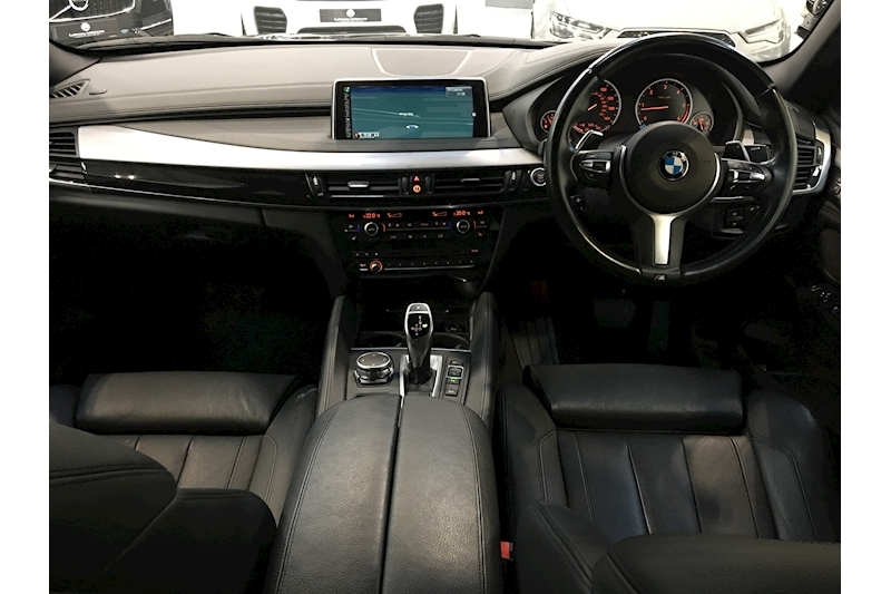 Bmw X6 Xdrive30d M Sport Coupe 3.0 Automatic Diesel - Large 25