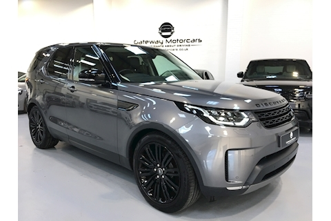 Discovery Td6 Hse Luxury Estate 3.0 Automatic Diesel