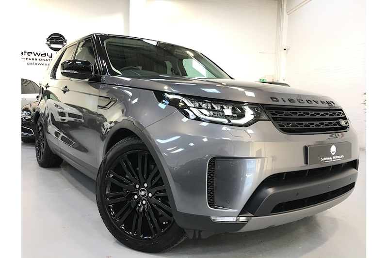 Land Rover Discovery Td6 Hse Luxury Estate 3.0 Automatic Diesel - Large 8