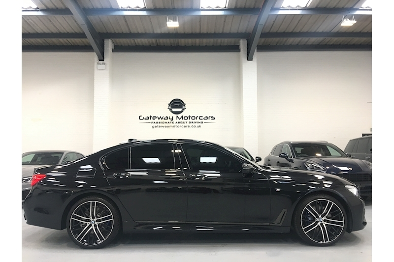 Bmw 7 Series 740D Xdrive M Sport Saloon 3.0 Automatic Diesel - Large 5