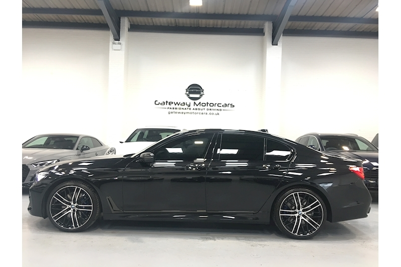 Bmw 7 Series 740D Xdrive M Sport Saloon 3.0 Automatic Diesel - Large 13