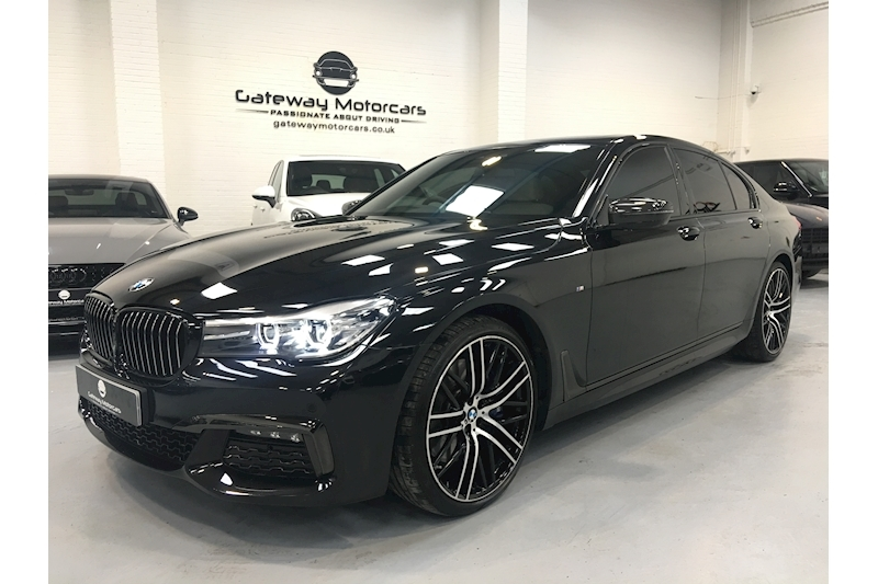 Bmw 7 Series 740D Xdrive M Sport Saloon 3.0 Automatic Diesel - Large 14
