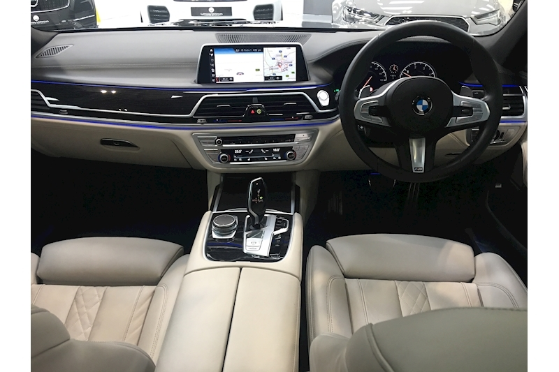 Bmw 7 Series 740D Xdrive M Sport Saloon 3.0 Automatic Diesel - Large 29