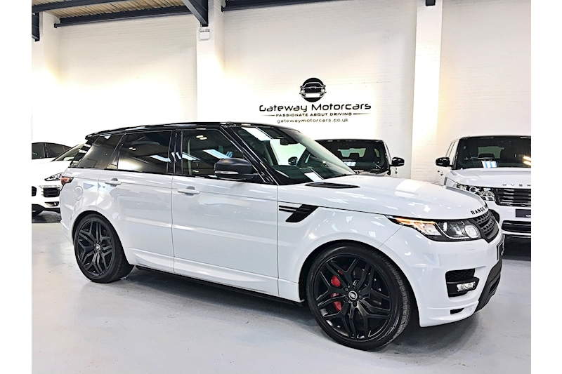 Land Rover Range Rover Sport Sdv6 Autobiography Dynamic Estate 3.0 Automatic Diesel - Large 0