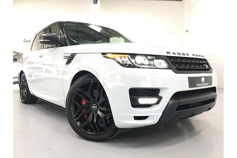 Land Rover Range Rover Sport Sdv6 Autobiography Dynamic Estate 3.0 Automatic Diesel - Large 2