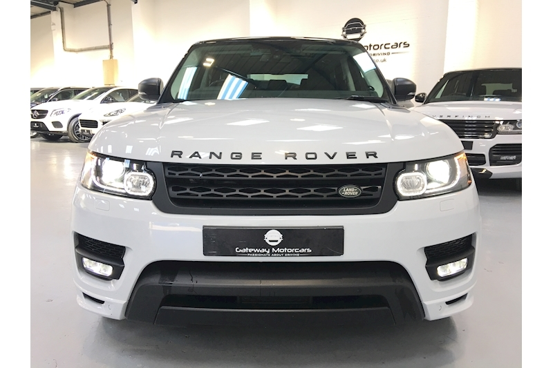 Land Rover Range Rover Sport Sdv6 Autobiography Dynamic Estate 3.0 Automatic Diesel - Large 3