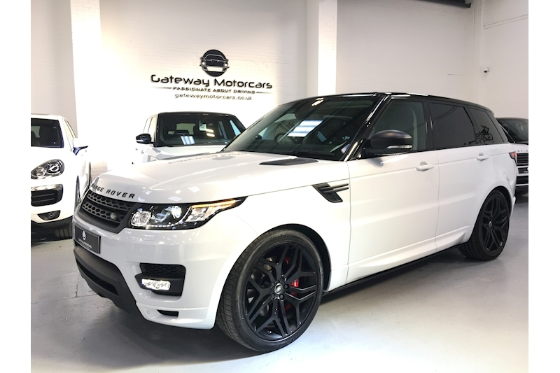 Land Rover Range Rover Sport Sdv6 Autobiography Dynamic Estate 3.0 Automatic Diesel - Large 13