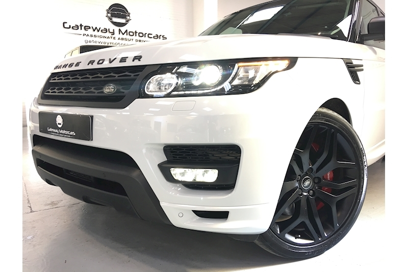 Land Rover Range Rover Sport Sdv6 Autobiography Dynamic Estate 3.0 Automatic Diesel - Large 17