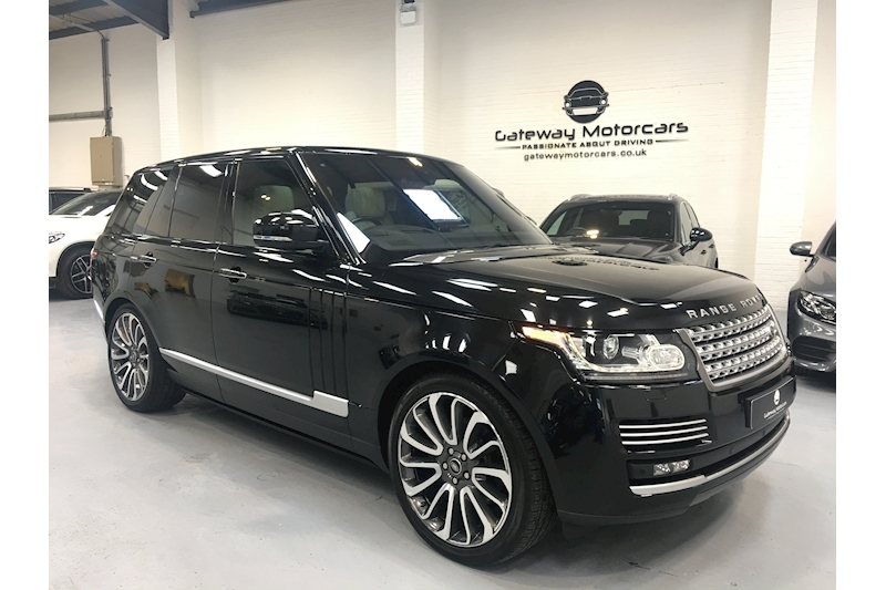 Land Rover Range Rover Tdv6 Autobiography Estate 3.0 Automatic Diesel - Large 1