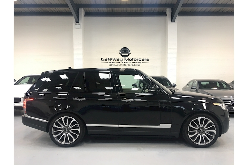 Land Rover Range Rover Tdv6 Autobiography Estate 3.0 Automatic Diesel - Large 5