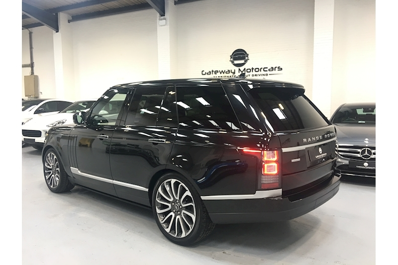 Land Rover Range Rover Tdv6 Autobiography Estate 3.0 Automatic Diesel - Large 11